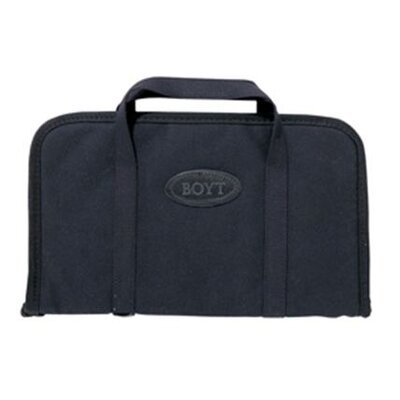 Canvas Rectangular Handgun Case