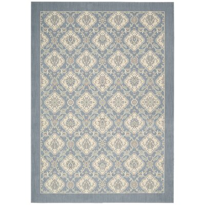Barclay Butera Lifestyle Hinsdale Light Sky Blue Rug