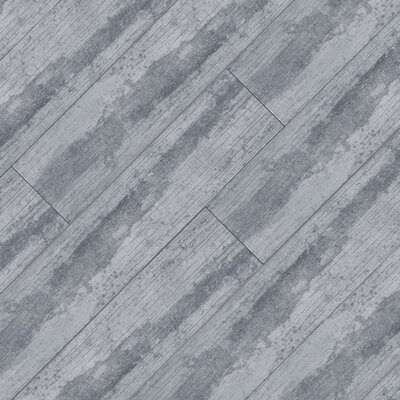 "Ege Seramik Atlantic 5"" x 24"" Porcelain Field Tile in Blue"