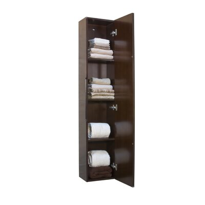 Madeli Wall Mounted Linen Tower