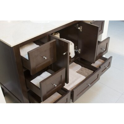 "Madeli Torino 48"" Bathroom Vanity Set"