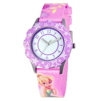 Disney Girls Tween Tinker Bell Watch