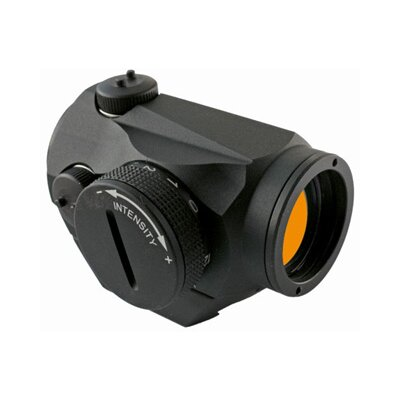 Aimpoint Micro H-1in Matte Black with 4 MOA