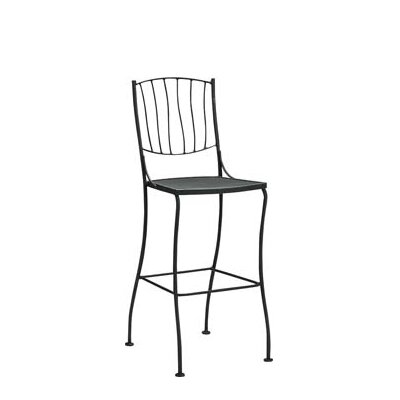 Woodard Aurora Stationary Bar Stool - Side