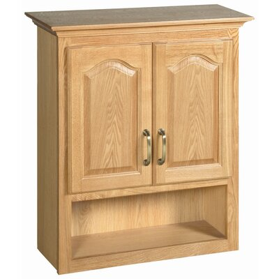 "Design House Richland 26"" x 10"" Double Door Vanity Cabinet"