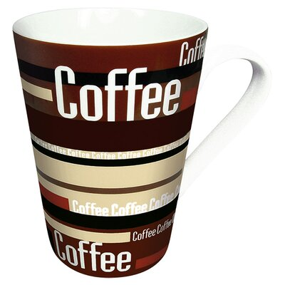 Konitz Coffee Shop Coffee Stripes (Set of 2)