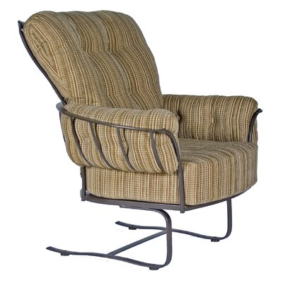 OW Lee Monterra Spring Base Club Chair with Cushion