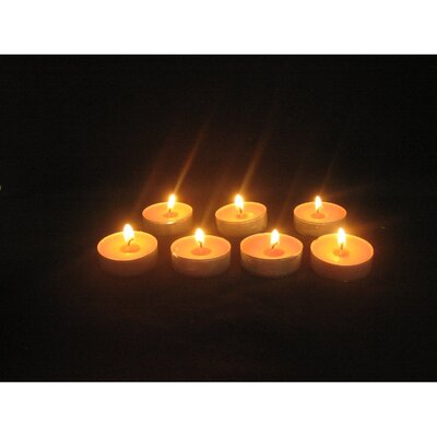 Light In the Dark French Vanilla Tealight Candles (Set of 25)