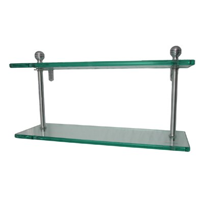 Allied Brass Universal 22 x 5 Glass Shelf