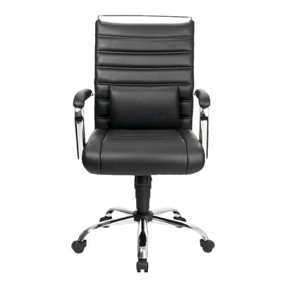 At The Office 4 Series Mid-Back Office Chair