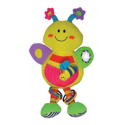edushape Baby Bonding Bee Toy