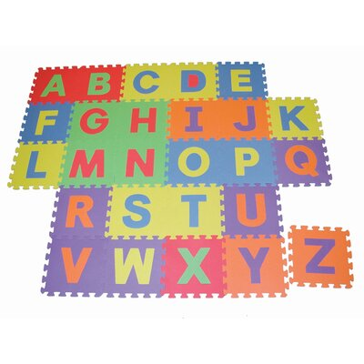 edushape Edu Tiles Floor Puzzle Set