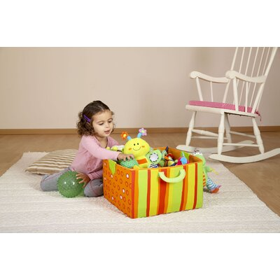 edushape Pop-Up Toy Box