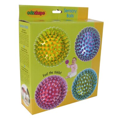 edushape Senso-Dot Balls (Set of 4)