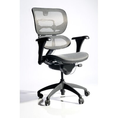 Absolute Office Mesh Arm Chair with  Inward and Outward Arms Pad