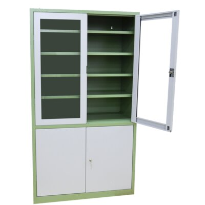 Winport Industries Crockett Semi Clearview Cabinet