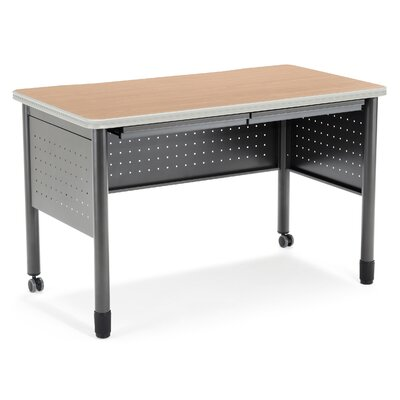 OFM Executive Series Computer Desk with Pencil Drawers
