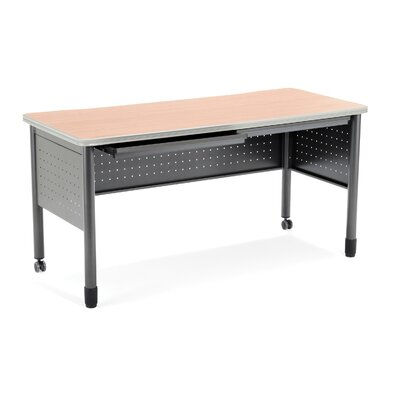 OFM Executive Series Computer Desk with 2 Pencil Drawers