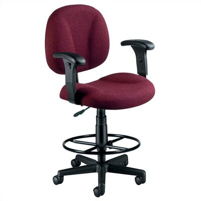 OFM Superchair Drafting Chair with Arms