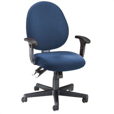 OFM 24-Hour Mid-Back Confrence Chair with Arms