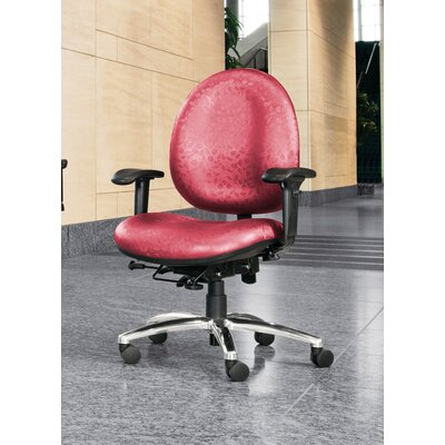 OFM Height Back Computer Chair with Arms