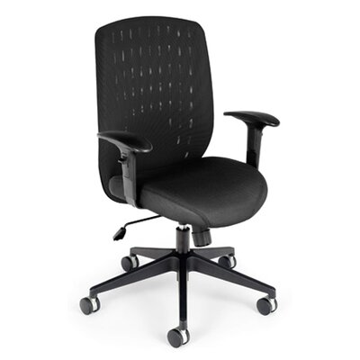 OFM Vision High-Back Executive Chair with Arms
