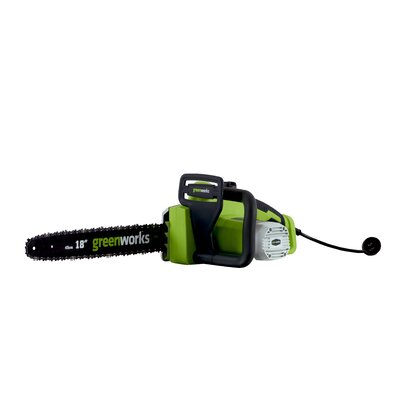 "GreenWorks Tools 18"" Chain Saw"