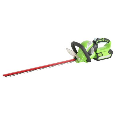 GreenWorks Tools G-MAX Cordless Rotating Hedge Trimmer