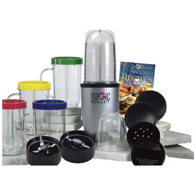 As Seen On TV by Emson Magic Bullet Blender Mixer System