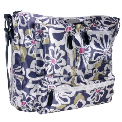 Amy Michelle Iris Diaper Bag