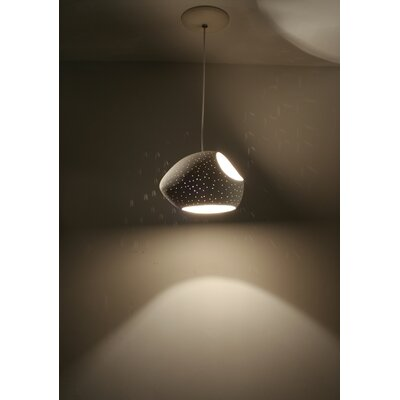 Lightexture Claylight Double Cut Pendant