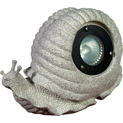 Dabmar Lighting 1 Light Snail Garden Accent Light