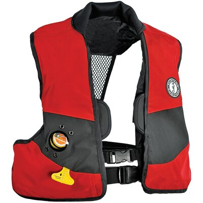 Universal Inflatable Vest PFD with LIFT Technology