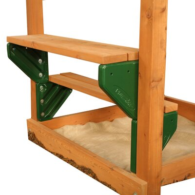 Playstar Inc. Picnic Table Brackets