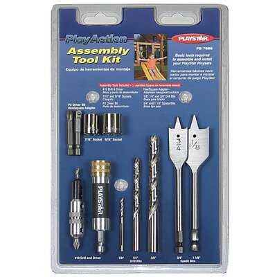 Playstar Inc. Assembly Tool Kit