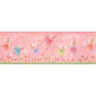 York Wallcoverings York Kids IV Fairy Border