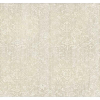 York Wallcoverings Elements Opal Damask Wallpaper