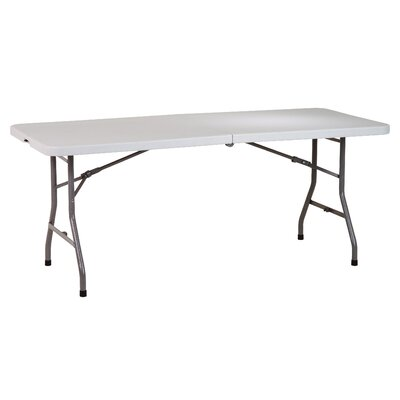 Office Star Products 6' Resin Multi Purpose Folding Table