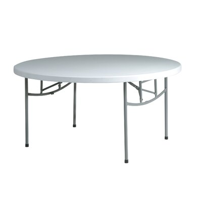 "Office Star Products 60"" Round Resin Multi Purpose Table"