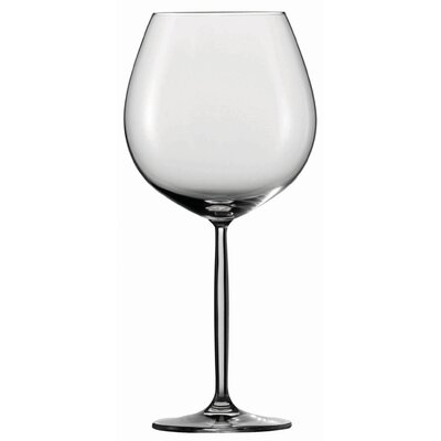 Schott Zwiesel Tritan Diva 28.4 Oz Claret Burgundy Glass (Set of 6)