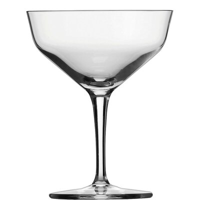 Schott Zwiesel Charles Schumann 7.6 Oz Basic Bar Contemporary Martini Glass (Set of 6)