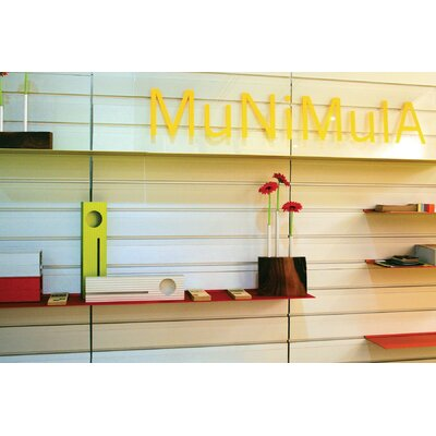 MuNiMulA Aluminum Wall System