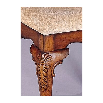 Powell Furniture Jamestown Landing Vanity Stool