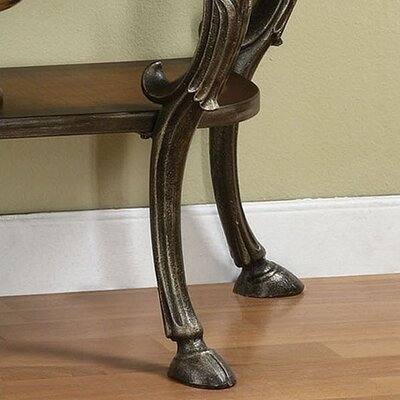 Powell Furniture Masterpiece Wild Horses Console Table