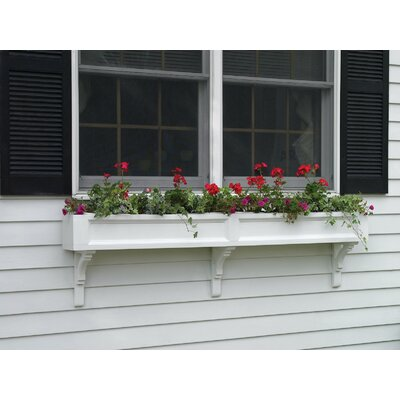 Good Directions Lazy Hill Farm Federal Window Planter Box