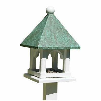 Good Directions Lazy Hill Farm Mini Bird Feeder