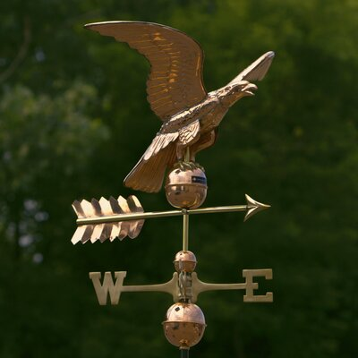 "Good Directions Full Size Weathervane 21"" Eagle"