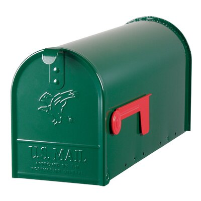 Solar Group Elite Premium Steel Mailbox