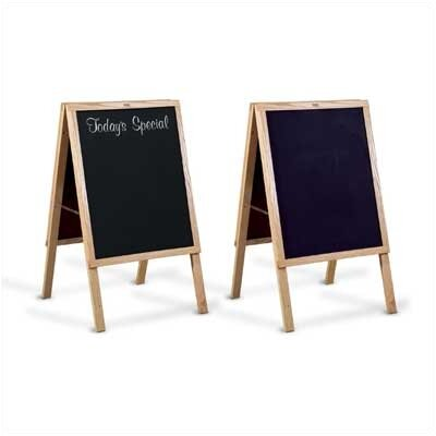 Marsh Menu Boards- Aluminum Frame