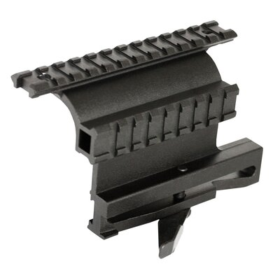 Aim Sports Inc Double Side Rail Mount / Picatinny with Quick Release Lever